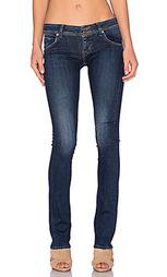 Джинсы с узким клешем beth baby - Hudson Jeans