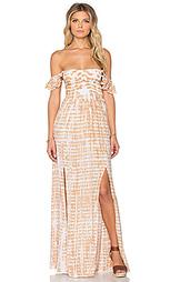 Платье со спущенными плечами hollie - Tiare Hawaii