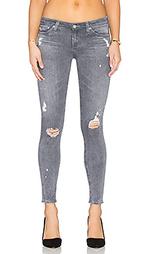 Укороченные джинсы the legging ankle - AG Adriano Goldschmied