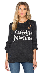 Свитер caffeine machine - Wildfox Couture