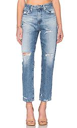 Укороченные джинсы phoebe - AG Adriano Goldschmied