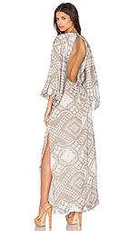 Платье-накидка - AGUADECOCO