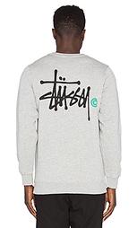 Пуловер basic logo - Stussy