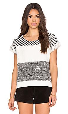 Пуловер stripe - IKKS Paris