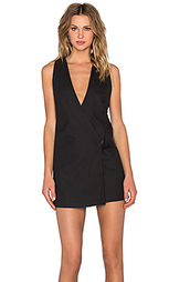 Платье viper wrap dress - PFEIFFER