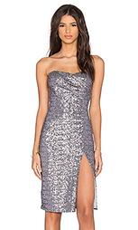Платье с пайетками girilla - TFNC London