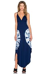 Макси платье из бамбуковых волокон - Gypsy 05