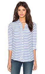 Рубашка с длинным рукавом painterly - kate spade new york