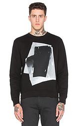 Рубашка с круглым вырезом clean - McQ Alexander McQueen