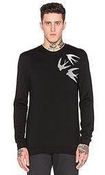Рубашка с круглым вырезом swallow - McQ Alexander McQueen