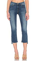 Укороченные джинсы insider - MOTHER