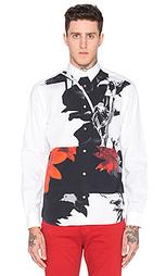 Рубашка с застёжкой на пуговицах shields 07 - McQ Alexander McQueen
