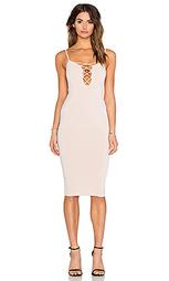 Обтягивающее платье tropicana - Nookie
