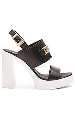 Обувь на каблуке love - Love Moschino
