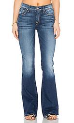 Винтажные джинсы с высокой талией - 7 For All Mankind