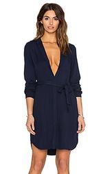 Платье-рубашка janelle - three dots