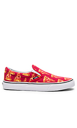 Кроссовки classic slip-on late night - Vans