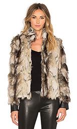Пальто из искусственного меха tempest - BB Dakota