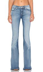 Расклешенные джинсы mia flare - Hudson Jeans