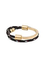 Браслет modern half rope cuff - Miansai