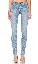 Джинсовые леггинсы с 5 карманами james twiggy - James Jeans