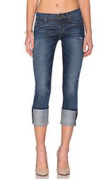 Узкие укороченные джинсы muse - Hudson Jeans