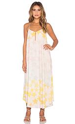 Миди платье с вырезом-капля - Mara Hoffman