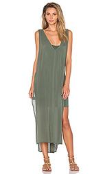 Платье миди zaria - YFB CLOTHING