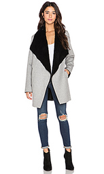 Пальто из искусственного меха - Fifteen Twenty