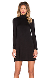 Платье с воротником-водолазка penny - LA Made