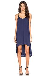 Платье с высоким подолом спереди и низким сзади - Bella Dahl