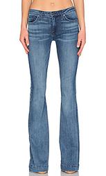 Джинсы-клёш средней посадки ferris - Hudson Jeans