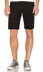 Короткие обрезанные шорты tyler - J Brand
