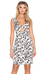 Мини платье hardwoven - Lucca Couture