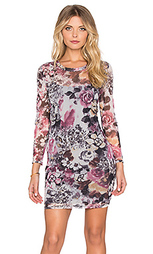 Мини платье longsleeve bodycon - Lucca Couture