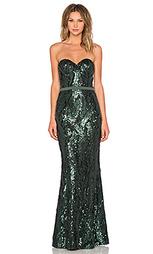 Вечернее платье gina - Elle Zeitoune