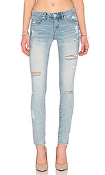 Состаренные облегающие джинсы - BLANKNYC