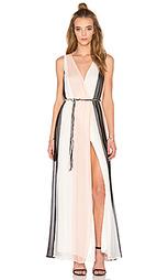 Платье ophelia crossfront - Ella Moss