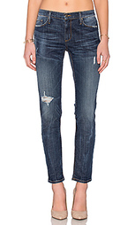 Облегающие джинсы в стиле бойфренд harper - Black Orchid