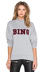 Свободный свитшот bing - ANINE BING