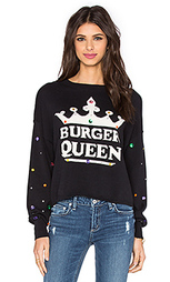 Свитер burger queen - Wildfox Couture