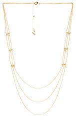Ожерелье gold rush - gorjana