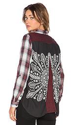 Рубашка на пуговицах evan - Tolani