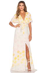 Платье с завязкой спереди - Mara Hoffman