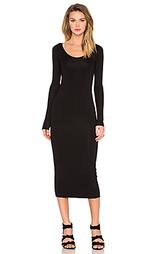 Платье с длинным рукавом helena - TROIS