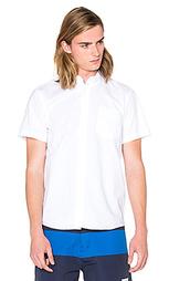Рубашка на пуговицах esquina oxford - SATURDAYS NYC