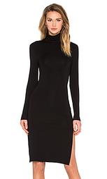 Платье с воротником-водолазка mulder - TROIS