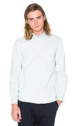 Рубашка на пуговицах crosby - SATURDAYS NYC