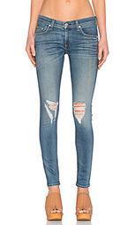 Скинни джинсы со средней посадкой - rag & bone/JEAN