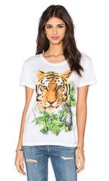 Футболка с рисунком jungle tiger - Chaser